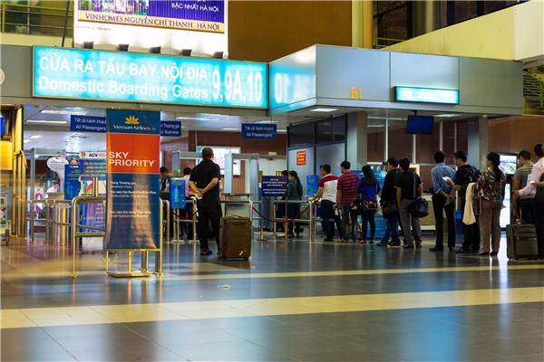 Được biết, đây không phải lần đầu tiên tình trạng này diễn ra tại sân bay Nội Bài. (Ảnh: Internet)