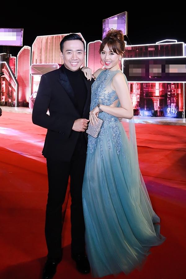 Sau đám cưới, Hari Won bắt đầu