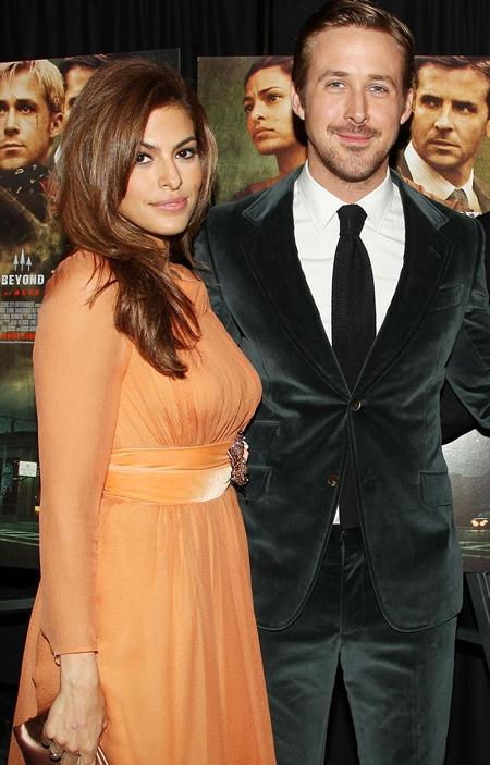 Ryan Gosling và Eva Mendes.