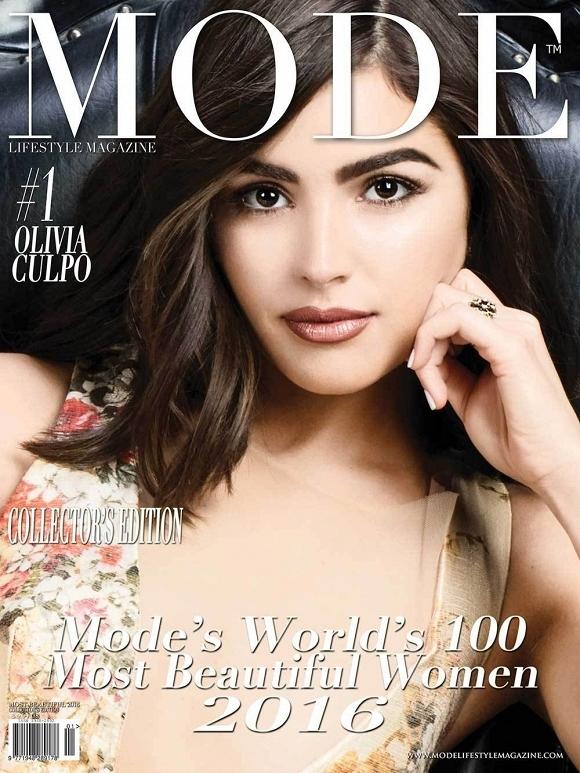 Theo MODE Style, mỹ nữ đầu bảng là Olivia Cuplo.