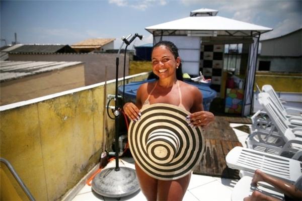 Đây là bí mật làn da nâu quyến rũ của phụ nữ Brazil. (Ảnh:Reuters)