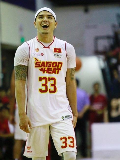 Việt Arnold và tham vọng với bóng rổ Việt Nam
