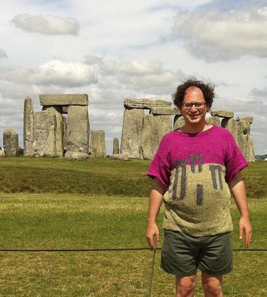 Từ công trình Stonehenge (Anh)