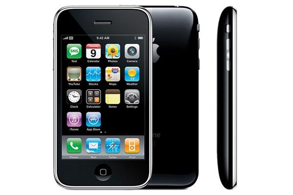 iPhone 3G (9/6/2008). (Ảnh: internet)