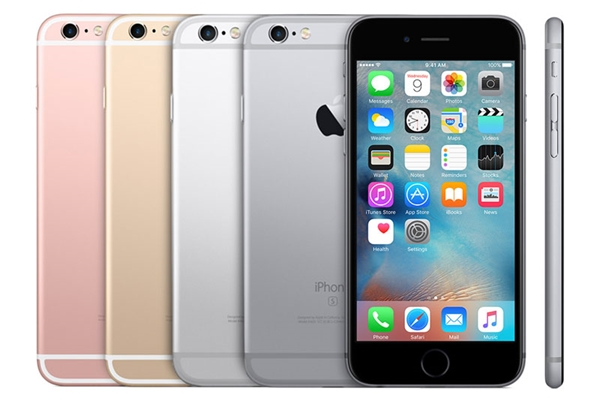 iPhone 6s (9/9/2015). (Ảnh: internet)