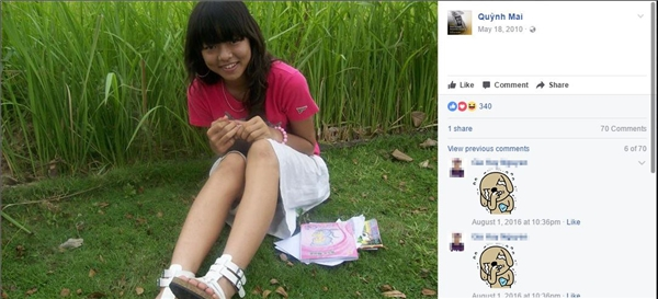 """Ngỡ ngàng với nhan sắc sao Việt """"thuở sơ khai"""" trên mạng xã hội - Tin sao Viet - Tin tuc sao Viet - Scandal sao Viet - Tin tuc cua Sao - Tin cua Sao"""