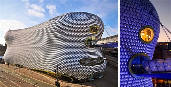 Trung tâm thương mại Selfridges ở Birmingham, Anh. (Ảnh: internet)