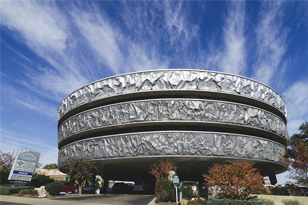 Tòa nhà Markel ở Richmond, Virginia, Mỹ. (Ảnh: internet)