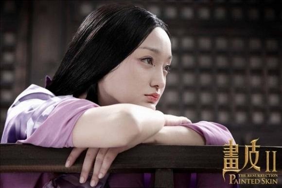 Tạo hình Tiểu Duy của Châu Tấn có lẽ là một trong những nàng hồ ly quyến rũ và gây ám ảnh nhất màn ảnh C-biz.
