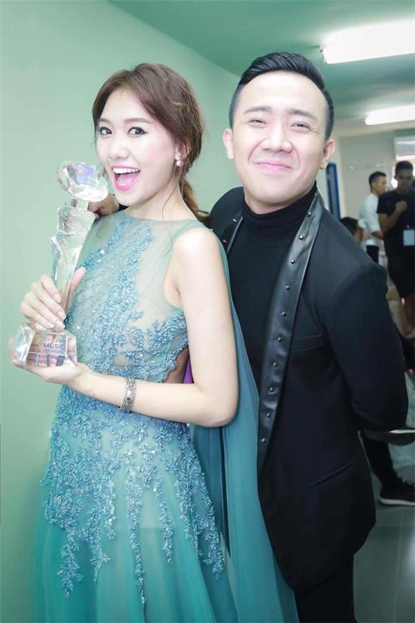 Sau đám cưới, Hari Won liên tục nhận tin vui trong sự nghiệp. - Tin sao Viet - Tin tuc sao Viet - Scandal sao Viet - Tin tuc cua Sao - Tin cua Sao