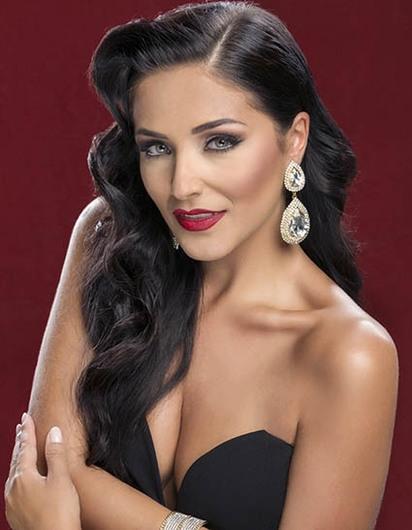 Hoa hậu Malta có vẻ ngoài không khác người chuyển giới với gương mặt to, góc cạnh.