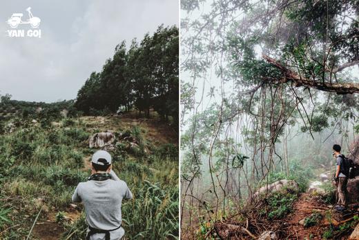 Vừa đẹp vừa dễ đi, tội gì bỏ qua ngọn núi ngay gần Sài Gòn này?