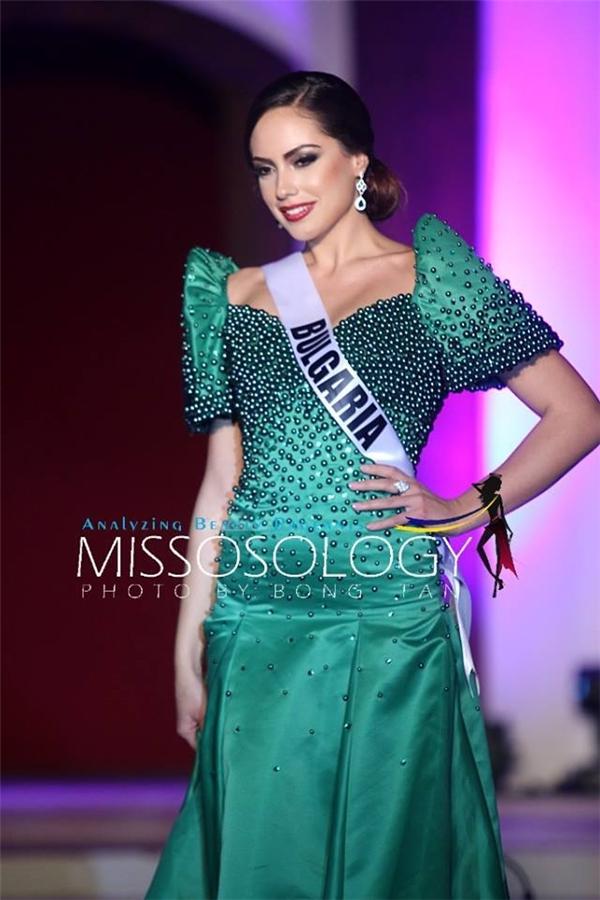 Hoa hậu Bulgaria