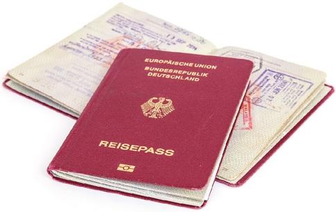 Hộ chiếu của Đức có sức mạnh phi thường.