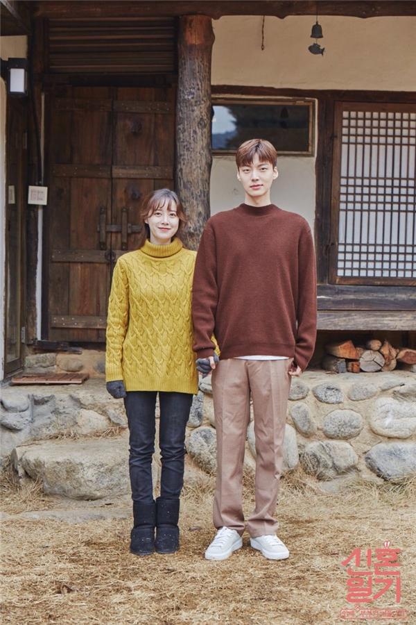 Ai rồi cũng mơ một hôn nhân viên mãn như Ahn Jae Hyun và Goo Hye Sun
