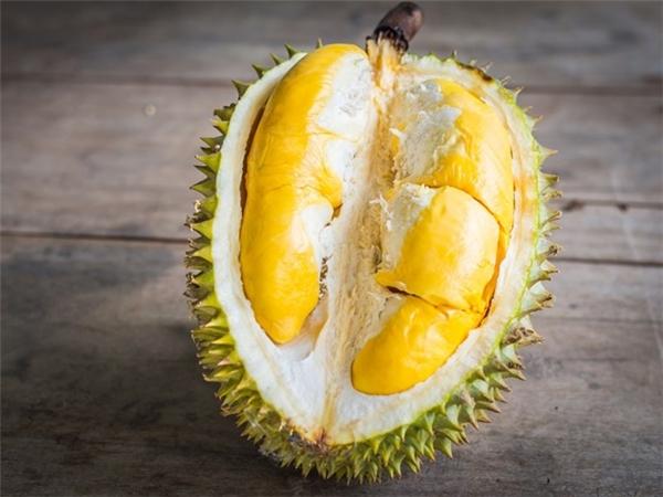 Sầu riêng không thể được ăn vào đầu năm do cái tên của nó.