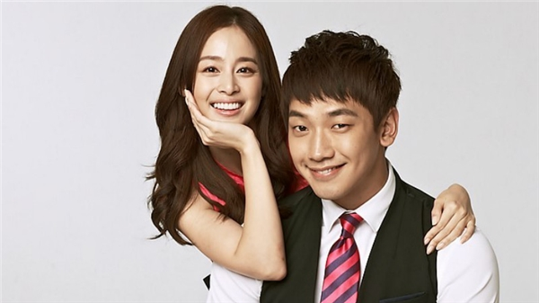 """Nhan sắc nữ thần của Kim Tae Hee được đánh giá là xứng đôi vừa lứa với """"nam thần"""" Bi Rain."""