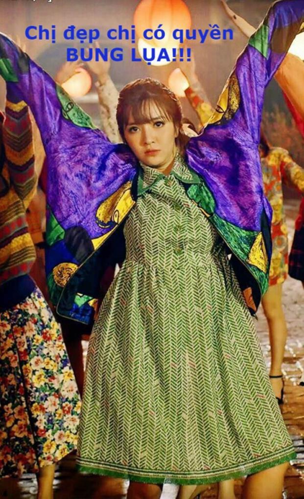 """Khoảnh khắc """"bung lụa"""" của nữ ca sĩ xinh đẹp trong MV. - Tin sao Viet - Tin tuc sao Viet - Scandal sao Viet - Tin tuc cua Sao - Tin cua Sao"""