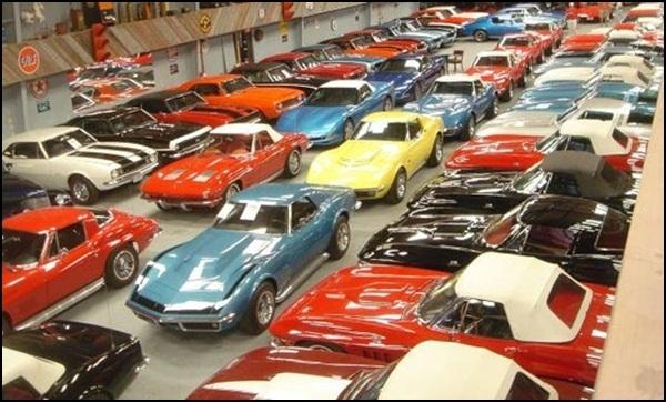 Người đàn ông này đã sở hữu hơn 7.000 siêu xe các loại