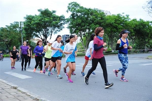 Chạy bộ mang lại những lợi ích toàn diện cho cơ thể.