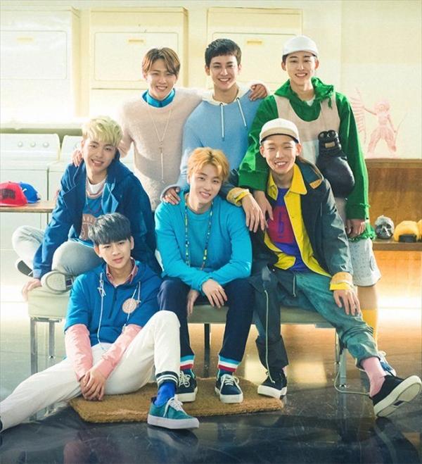 iKON được tạo ravới mong muốn trở thành biểu tượng của cả đất nước Hàn Quốc.