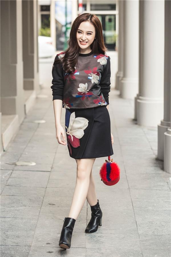 Angela Phương Trinh tiết lộ thực đơn khoái khẩu ngày Tết - Tin sao Viet - Tin tuc sao Viet - Scandal sao Viet - Tin tuc cua Sao - Tin cua Sao