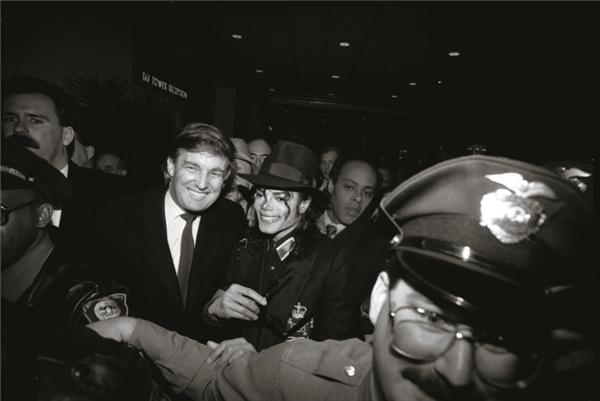 Những hình ảnh ít ai biết về Tổng thống Mỹ Donald Trump