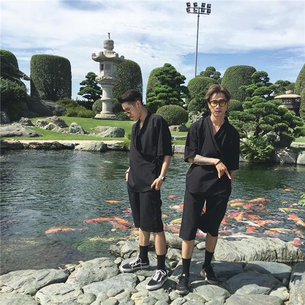 Cặp đôi này đã nhiều lần dàn dựng bài nhảy choSoobin Hoàng Sơn, ST.365, Minh Như -X Factor...(Ảnh: Internet)