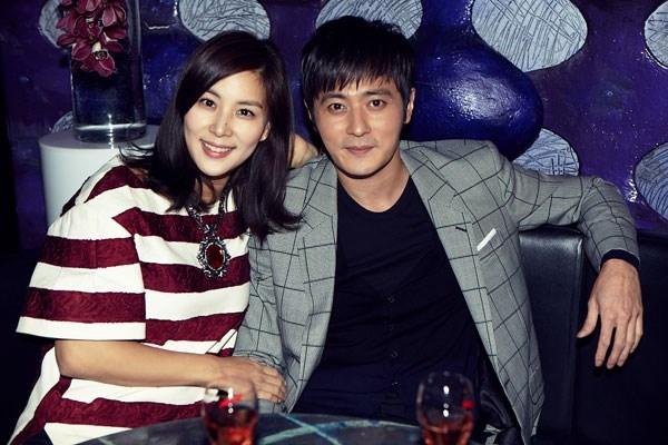 Jang Dong Gun và Go So Young kết hôn vào năm 2010.