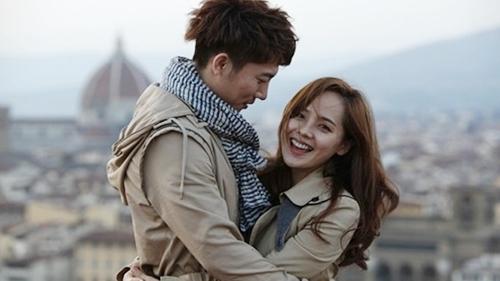"""Cặp đôi """"phim giả tình thật"""" Eugene – Ki Tae Young."""