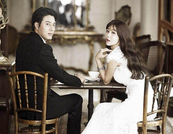 Han Jae Suk và Park Sol Mi đều là những ngôi sao hạng A của điện ảnh xứ Hàn.