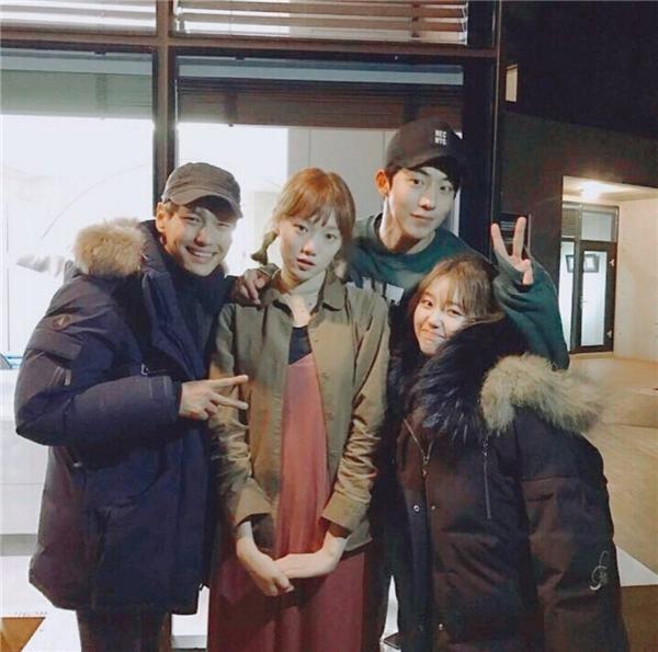 """Nam Joo Hyuk muốn được """"yêu"""" Lee Sung Kyung lần nữa"""