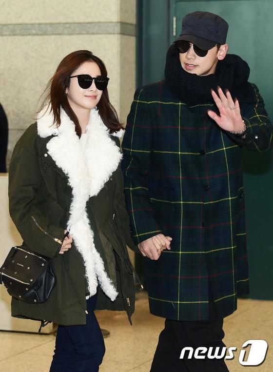 Rain và Kim Tae Hee hưởng trăng mật trở về, chuẩn bị chụp ảnh cưới