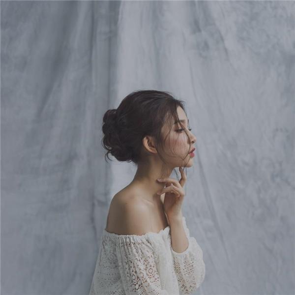 Diễm Như hay còn được gọi là Diễm Quỳnhvới vẻ ngoài xinh đẹp như gái lai Tây.(Ảnh: Internet)