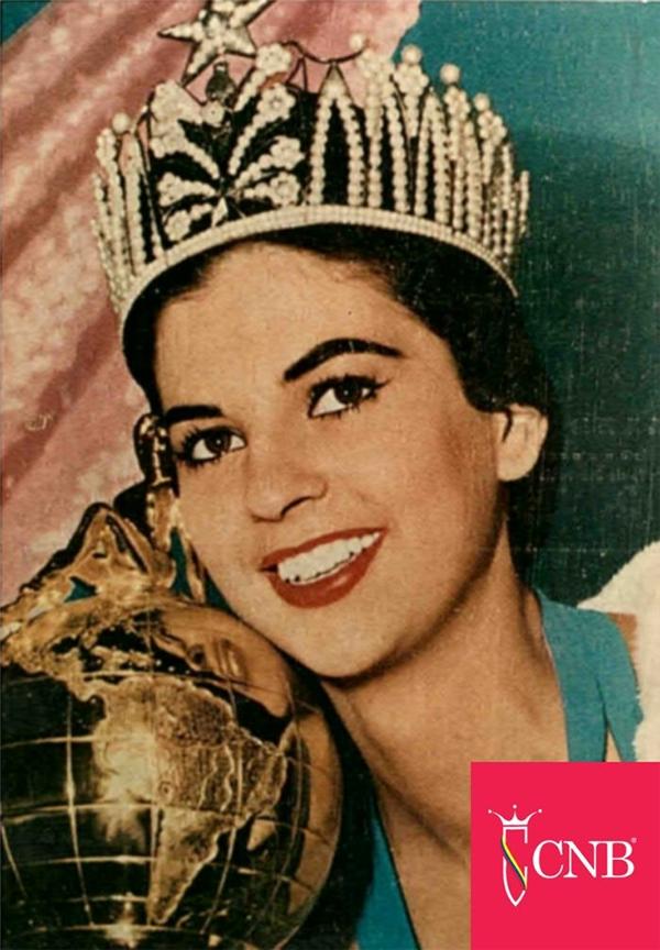 Hoa hậu Hoàn vũ 1958Luz Marina Zuluaga