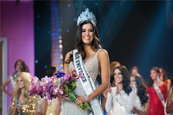 Hoa hậu Hoàn vũ 2014 Paulina Vega