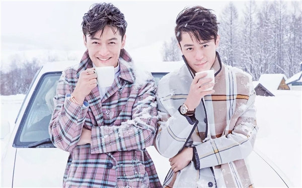 Hồ - Hoắc từng là cặp đôi nam - nam hot nhất C-biz...
