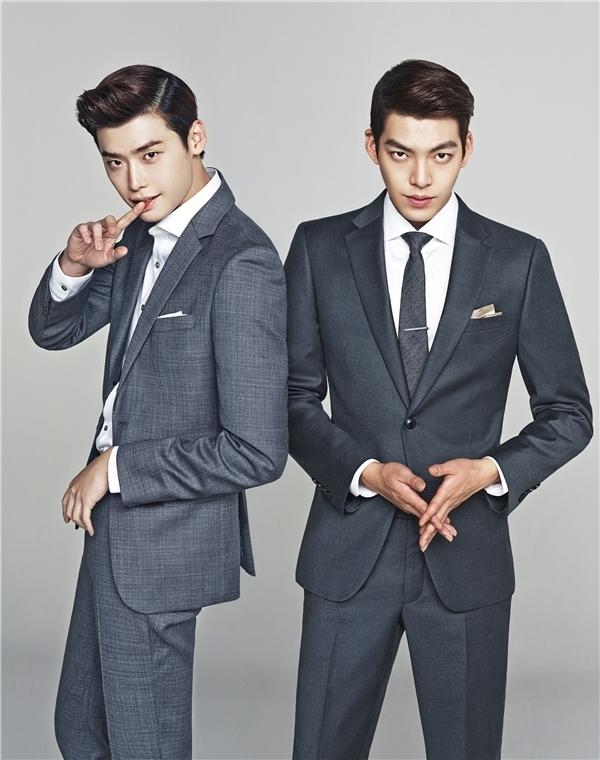 Những cặp bromance toàn trai đẹp khiến fan nữ ngất ngây