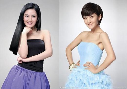 """Nữ MC """"cưng"""" của đài truyền hình Hồ Nam - Tạ Na từng một thời được biết đến là một ngôi sao có thân hình mập mạp, mũm mĩm dù có sở hữu chiều cao 1m68. Thế nhưng nhờ vào việc tập luyện thể dục, thể thao mà cô nàng đã ghi danh mình vào danh sách các nữ nghệ sĩ có cân nặng đáng mơ ước của làng giải trí."""