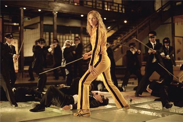 Uma Thurman trong Cô dâu báo thù