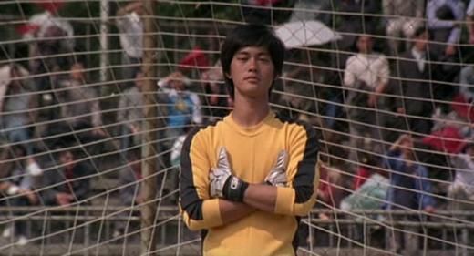 Trần Quốc Khôn trong Đội bóng thiếu lâm