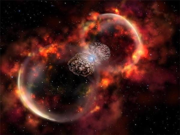 Tất cả những vệ tinh và hành tinh xung quanh Trái Đất đều sẽ bị phá hủy và Trái Đất cũng sẽ bị hủy diệt.