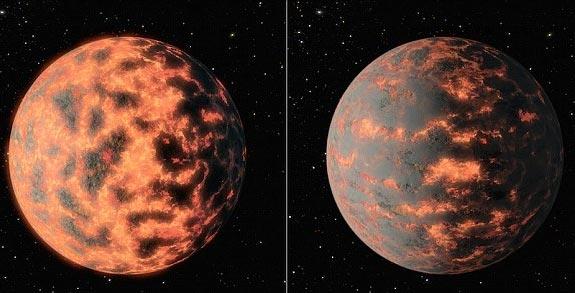 Một Siêu Trái Đất sẽ được tạo ra sau vụ va chạm với Mặt Trăng và sự sống có thể sẽ được hình thành lại từ đầu.