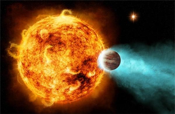 Mặt Trời sẽ trở thành một siêu ngôi sao khổng lồ màu đỏ nhấn chìm cả Sao Thủy và Sao Kim
