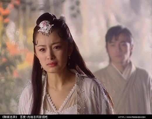 Vào vai nữ yêu tinh xinh đẹp nhưng số phận bất hạnh, cô khiến khán giả cùng xót thương cho nhân vật qua lối diễn xuất chân thực của chính mình.