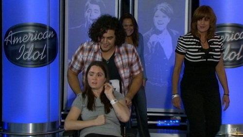 Câu chuyện tình cảm động của Chris và Juliana đã khiến cả khán phòng hôm ấy vỡ òa trong xúc động.