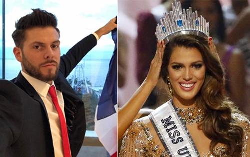 Trước thông tin này, Iris Mittenaere lẫn tổ chức Hoa hậu Hoàn vũ vẫn giữ im lặng. Tuy nhiên, theo tờ Daily Entertainment News, Iris Mittenaere không phải người đồng tính và đã hẹn hò bác sĩ Matthieu Declercq một thời gian dài.