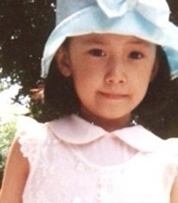 Cô Yoona ngày nào còn bé tí thế này đây.