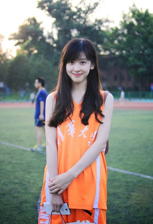 """Chương Trạch Thiên - Hot girl """"trà sữa"""" nổi tiếng thuở nào."""