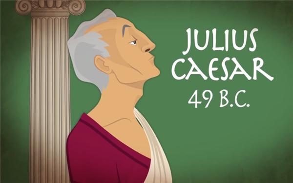 Cho đến thời của Julius Caesar, bộ lịch này mới được thay đổi một cách hợp lý nhất.